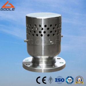 Vacuum Negative Pressure Safety Valve (A72W-10P/R) Vacuum Breaker pictures & photos
