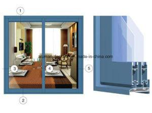170-70 Series Sash Aluminium Alloy Extrusion Profile for Door and Window pictures & photos
