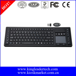 2.4 GHz Wireless Keyboard Washable Keyboard