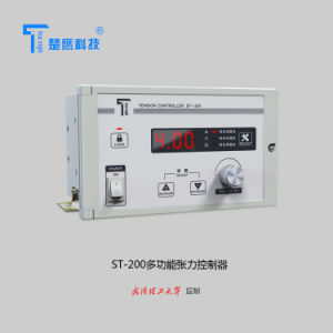 Made in China AC220V 4A Manual Tension Controller for PLC pictures & photos