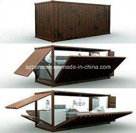 Convenient Folding Mobile Prefabricated/Prefab House Coffee Bar pictures & photos