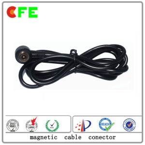 DC 12V Waterproof Magnetic Power Connector for Baby Biapers pictures & photos