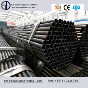 Cold Rolled Black Annealed Steel Pipe pictures & photos