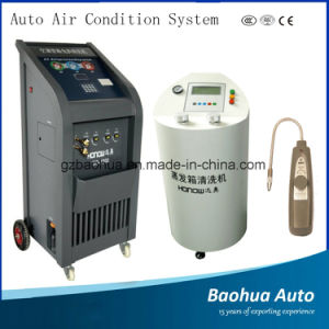 Full Automatic Refrigerant Recovery Machine for Heavy Vehicle pictures & photos