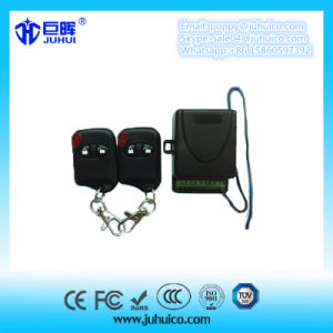 2 Channels Universal Receiver Work with Fixed Learning and Rolling Remote Control Transmitter pictures & photos