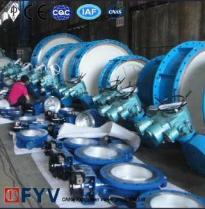 API Wafer Type Single Eccentric Butterfly Valve pictures & photos