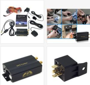 Hot Sale Stop and Resume Engine Vehicle GPS Tracker with Cheap Price pictures & photos