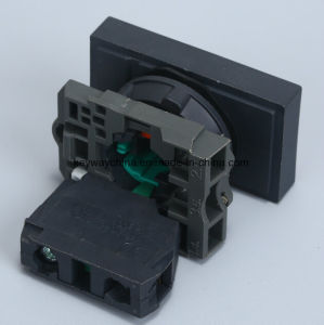 22mm Square Type Pushbutton Switch with Certification pictures & photos