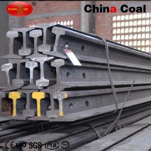 Steel Rail Tracks for Sale High Quality Rail Track Railway Train Steel Rail pictures & photos