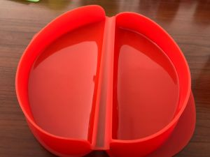 Silicone Omelet Cooker Container/ Cook Omelets in The Microwave pictures & photos