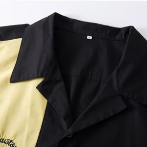 Wholesale Supplier Rockabilly Vintage Design Men′s Work Shirts pictures & photos