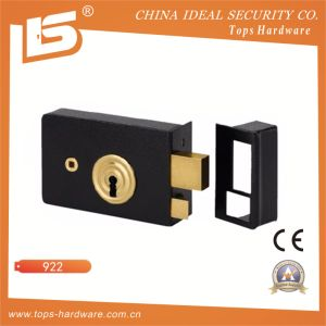 Key Rim Lock Horizontal with Follower, Arras Type - 922 pictures & photos