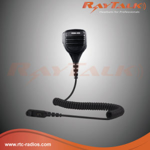 Walkie Talkie Remote Speaker Microphone for Sepura STP8000 pictures & photos