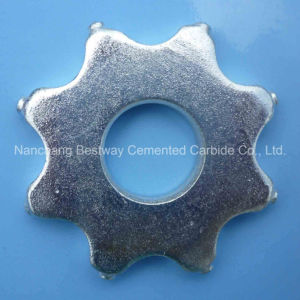 Carbide Cutters as Machine Tools for Preparation pictures & photos