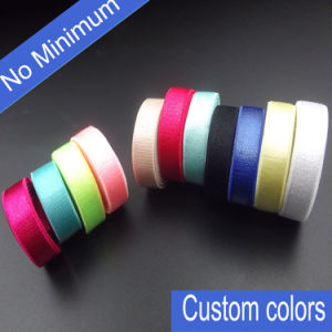 12mm Satin Shining Swimwear Elastic Strap in Stock pictures & photos