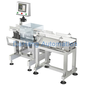 Coffee Packages Checkweigher with Overweight/Lessweight Rejecting pictures & photos