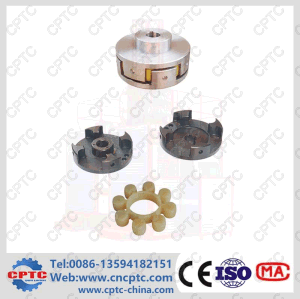 Clamping/Top Silk Elasticity High-Precision High-Concentricity Motor Coupling pictures & photos