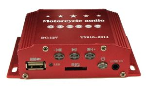 Multifunctional MP3 Radio Accessories Motorcycle Parts pictures & photos