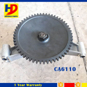 Wholesale Top Quality Excavator Engine Parts Ca6110 Engine Oil Pump pictures & photos