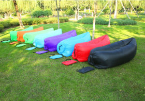 Lazy Bag, Sleeping Air Lazy Bag, Lazy Hangout, Air Sofa Bed, Outdoor Sleeping Bag, Inflatable Lazy Bag, Hammock Bean Sleeping Bag pictures & photos