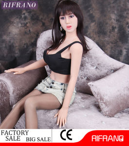165cm Lifelike Japan′s Charm Girl Silicone Sex Doll for Men pictures & photos