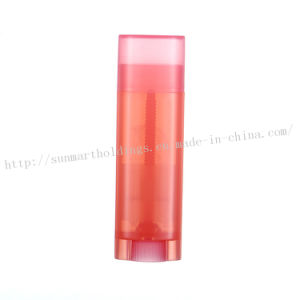 Cute Plastic Lip Balm Container pictures & photos