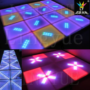 Wedding Party DMX Stage DJ LED Dance Floor Disco Lighting pictures & photos