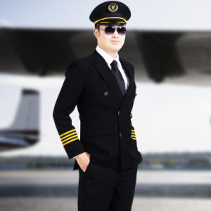 2016 New Style Airlines Uniform for Men (UFM130222) pictures & photos
