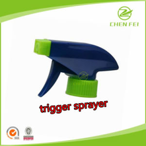 Size 28/400 Customized Ribbed Closure Cleaning Trigger Sprayer