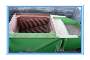 Vibrating Crushing and Recycling Machine
