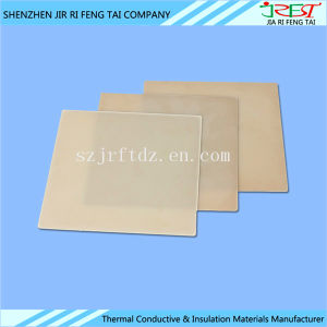 High Thermal Conductivity Aln Tube / Aln Ceramic Substrate for Electronic Device pictures & photos