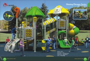 Flower Children′s Playground Equipment pictures & photos