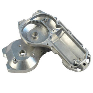 OEM Aluminum Casting for Transmission Housing/Case pictures & photos