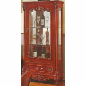 Wine Cellaret and Cabinet with Wine Racks for Home Furniture pictures & photos