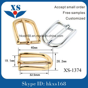 19.1mm Custom Metal Classic Belt Buckle