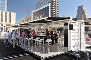 Pop-up Container Cafe pictures & photos