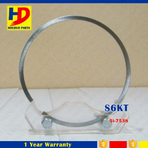 Engine S6kt S6k Piston Ring for Caterpillar Excavator Parts (5I7438 34317-19011) pictures & photos