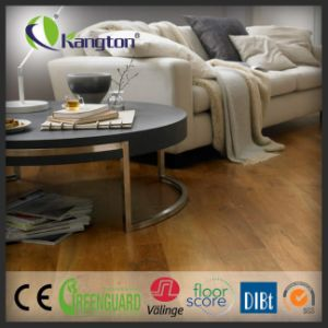 4mm Thickness Vinyl with Click System Vinyl Luxury Flooring Tile pictures & photos