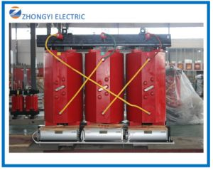 Toroidal Coil Structure and Two Winding Coil Number 315kVA Dry Type Transformer pictures & photos