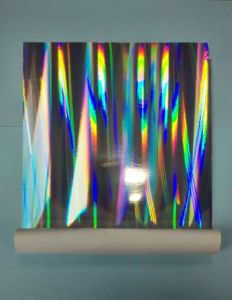Holographic Light Pillar Board pictures & photos