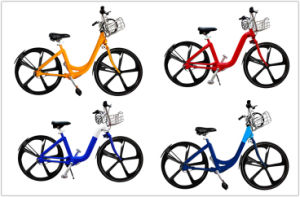 Custom Latest Bicycle Rental Management System Mobike Public Sharing Bike with GPS Tracker Lock pictures & photos