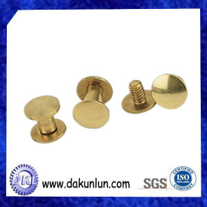 Customized Male and Female Brass Chicago Screw pictures & photos