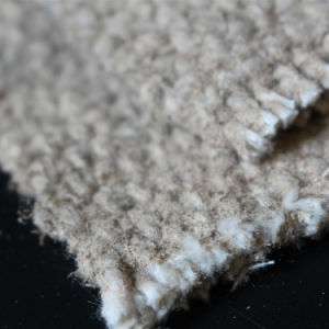 High Temperature Heat Fire Flame Resistant Vermiculite Ceramic Fiber Cloth pictures & photos