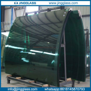 Custom Tempered Bent Laminated Window Glass Door Curved Glass pictures & photos