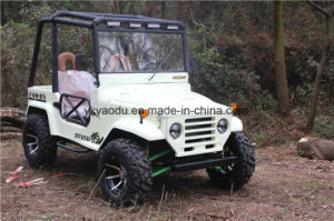 Automatic 4 Stroke Electric UTV, ATV with Ce pictures & photos