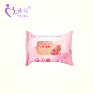 80PCS Non-Woven Skin Care Baby Wipes pictures & photos