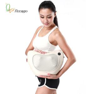 Breakthrough 3D Shiatsu Massage Pillow with Heat pictures & photos