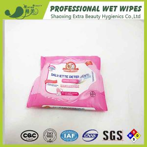 Organic Soft Wet Tissues Pet Wet Eye Wipes pictures & photos