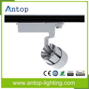 Wholesale 20W/30W/40W/35W Dimmable COB LED Track Light pictures & photos