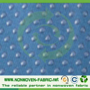 Anti-Skid Non Woven Fabric with PVC DOT pictures & photos